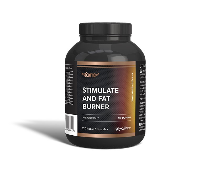 Stimulate and Fat burner