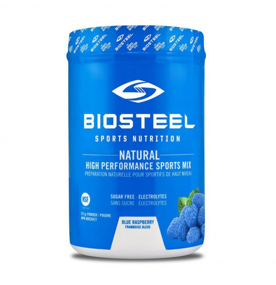 Biosteel - High Performance Sport Mix - HPSM - Modrá malina